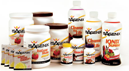 Isagenix Abbotsford - 30 day cleanse
